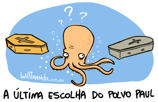 A Última Escolha do Polvo Paul